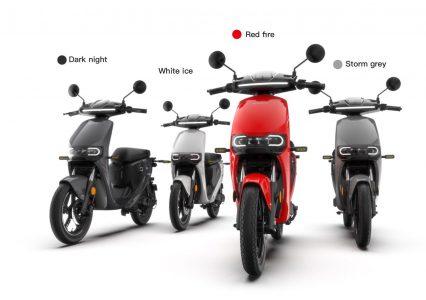 Super Soco elektrische scooter