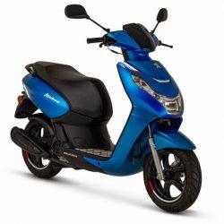 Peugeot Kisbee Celest Blue